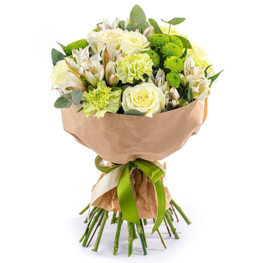 Букет цветы дешево, трюфелей